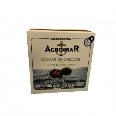Caviar de erizos 68g