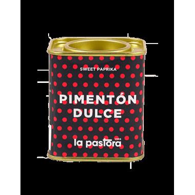 Lata de 75 g Pimentón Dulce La Pastora
