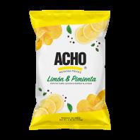 Bolsa de Patatas fritas con Limón y Pimienta Acho Peso neto 130g