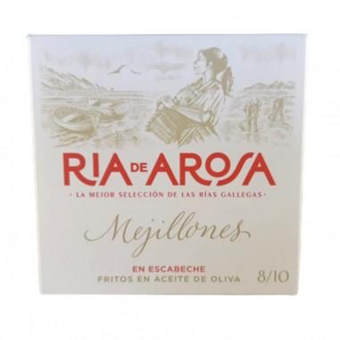 Mejillones en escabeche Rías Gallegas...