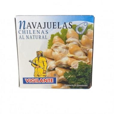 Navajuelas chilenas al natural  111g