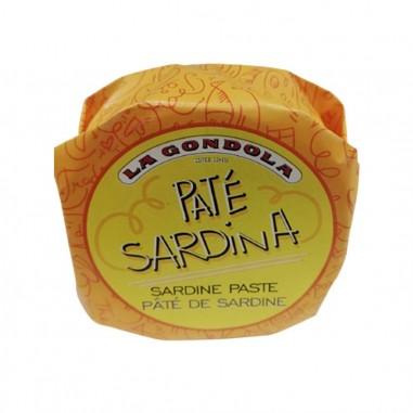 Paté de sardina 75g