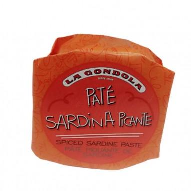 Paté de sardina picante 75g