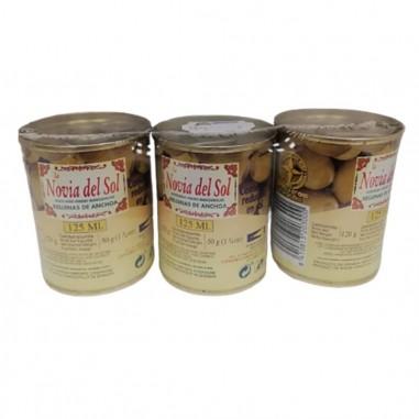 Pack aceitunas rellenas de anchoa