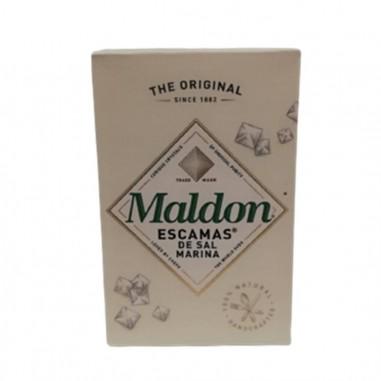 Escamas de sal marina Maldon 250g